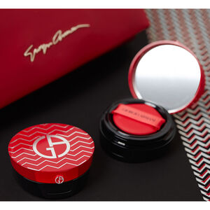 MY ARMANI TO GO CUSHION THE COUTURE EDITION 全新限量版絲光輕透氣墊精華粉底
