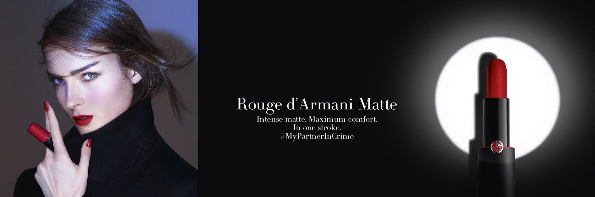 Rouge d' Armani Matte