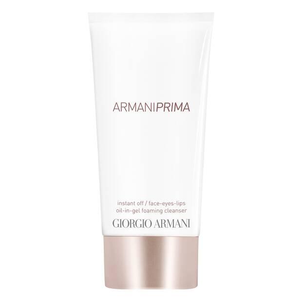 Armani Prima Oil-In-Gel Foaming Cleanser雪凝光亮肌卸妝潔面啫喱
