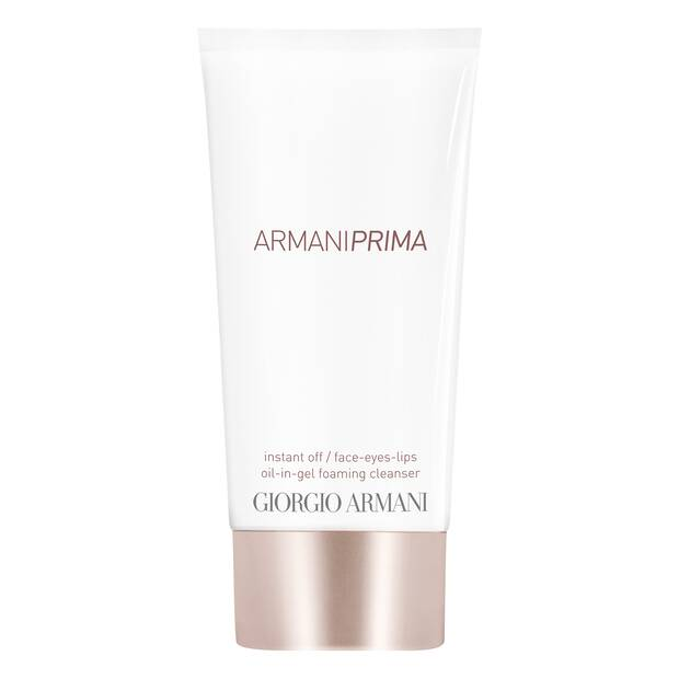 Armani Prima Oil-In-Gel Foaming Cleanser雪凝光亮肌卸妝潔面啫喱