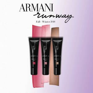 LIMITED EDITION FW 2018 RUNWAY MAKE-UP COLLECTION