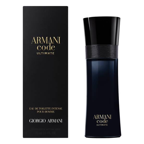 Perfume For Men Armani Code Ultimate Giorgio Armani Hk