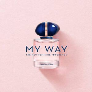 My Way Eau De Parfum Refill Bottle