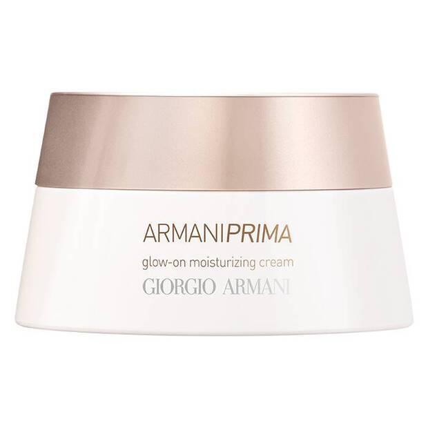 ARMANI PRIMA Glow-on moisturizing balm雪凝光亮肌保濕面霜