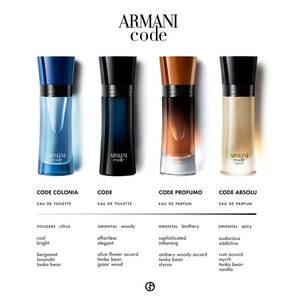 Armani Code男士淡香水
