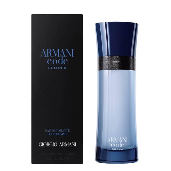 Perfume For Men Armani Code Colonia Fragrance For Men Giorgio