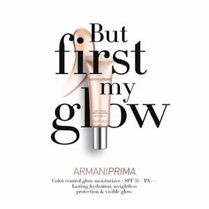Armani Prima Color Control Glow Moisturizer