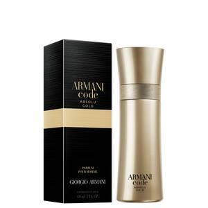 ARMANI CODE ABSOLU GOLD淡香水